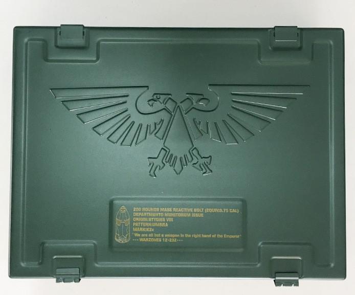 Tool metal box